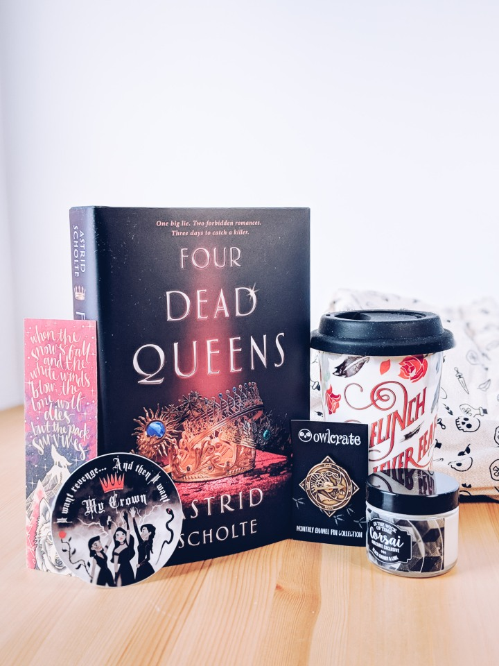 Owlcrate March 2019 Unboxing