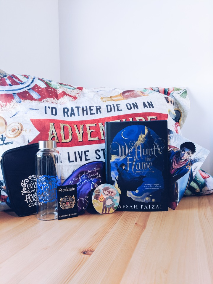 Owlcrate May 2019 box