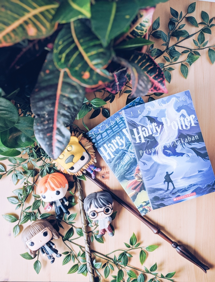 My adventures reading Harry Potter for the first time Part One
