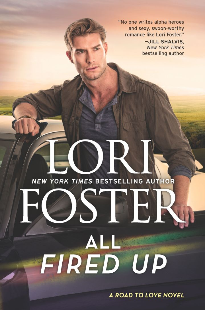 All Fired Up by Lori Foster Review and Excerpt