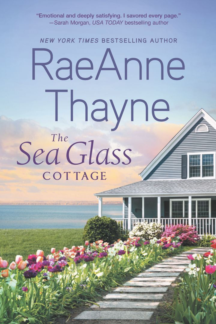 The Sea Glass Cottage by RaeAnneThayne